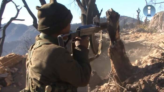 Kachin war news